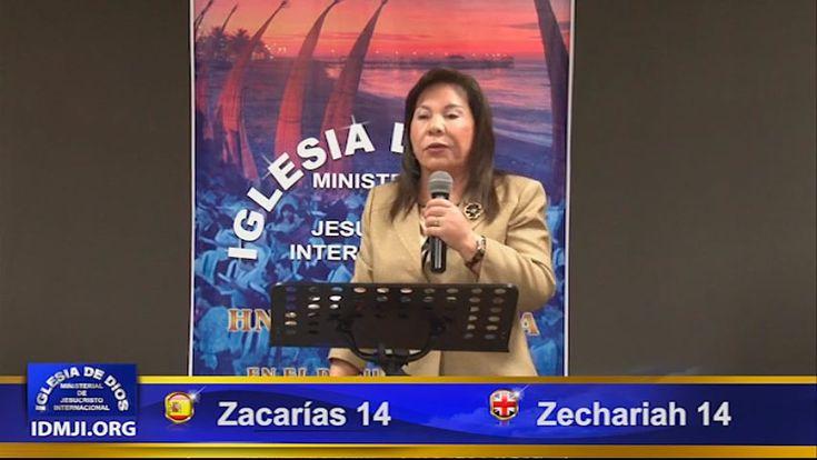 Estudio Bíblico: Zacarías 14 – Trujillo, Perú