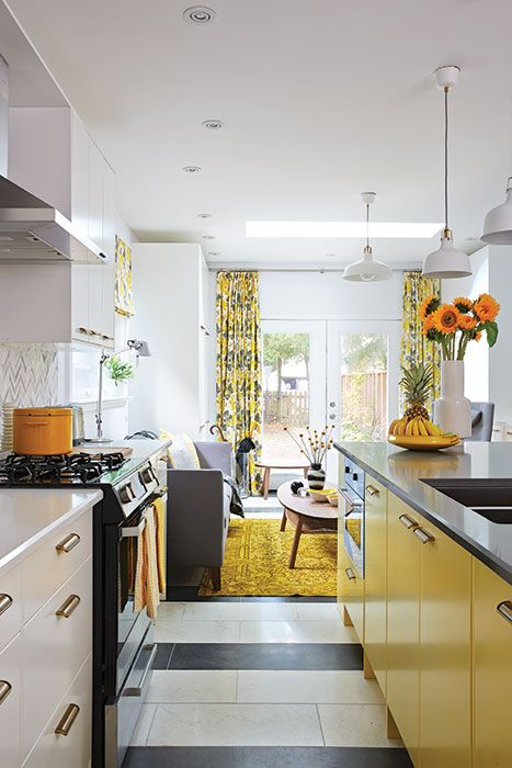 10 Tips For Creating A Colourful Kitchen Part 84