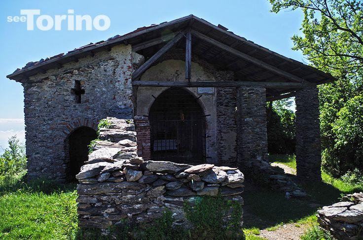 In cima al Monte San Giorgio Piossasco
