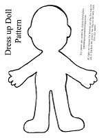 Dress Up Dolls Felt Boards And Doll Patterns On Pinterest