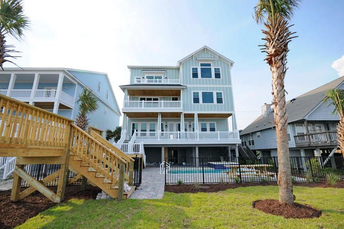 Myrtle Beach Vacation Rentals | THIS IS THE LIFE | Myrtle Beach - Cherry Grove
