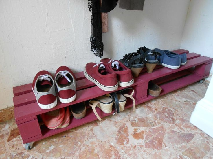 Meuble Chaussures Palette Meuble Chaussures Palette