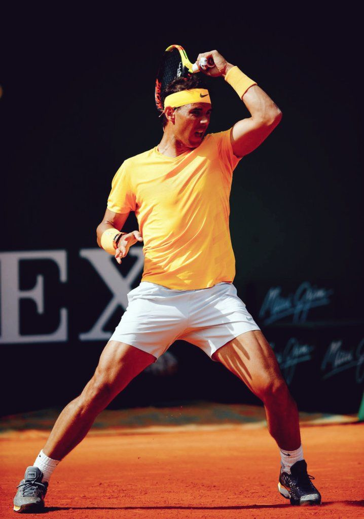 11-Time Champion in Monte Carlo Masters 1000 ... Great kit, Rafa