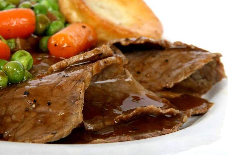 Συνταγή για μοσχαράκι με σάλτσα λαχανικών και κόκκινου κρασιού από τον Βαγγέλη Δρίσκα - Κεντρική Εικόνα