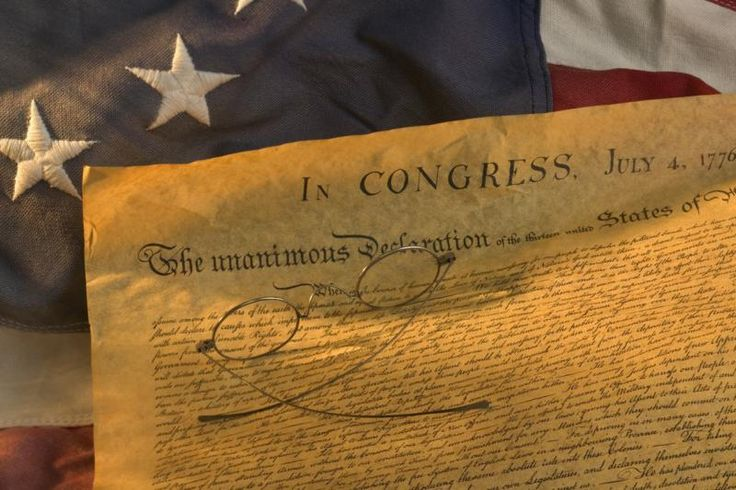 Happy Independence Day USA - a blog thanking some of those who helped the USA gain its freedom.