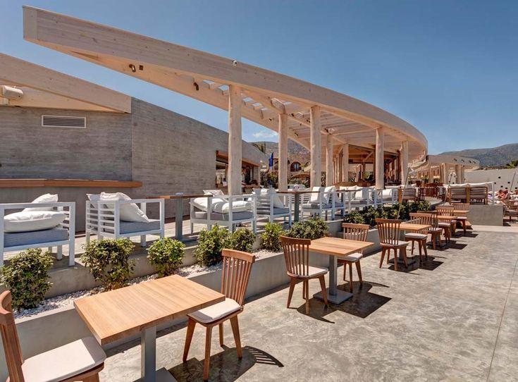 The Beachcomber Cocktail Bar & Restaurant by Parthenios architects+associates - The Greek Foundation
