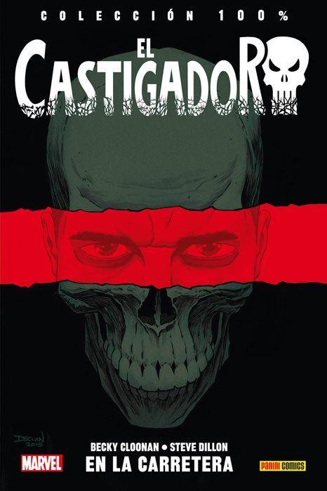 El Castigador. 100% Marvel HC #1