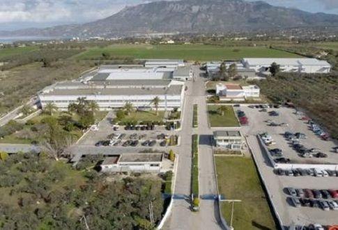 Ένας παγκόσμιος βιομηχανικός κολοσσός άνοιξε γραμμή παραγωγής στην Κόρινθο