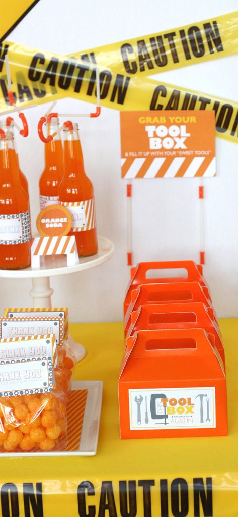 Construction Birthday Party | POPSUGAR Moms