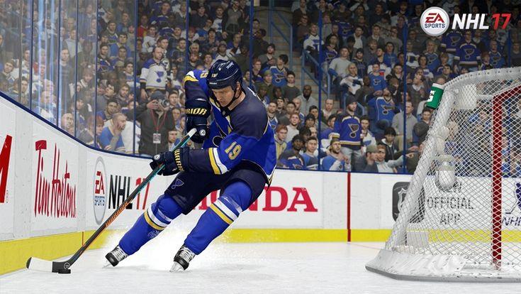 NHL 17 Gameplay Trailer Highlights Gameplay Improvements - http://www.sportsgamersonline.com/nhl-17-gameplay-trailer-gameplay-improvements/
