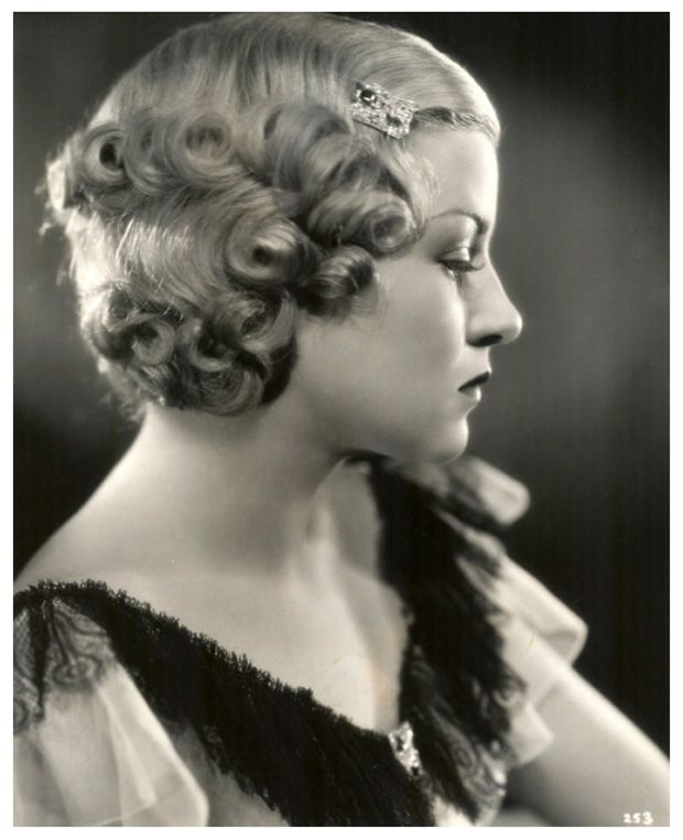 Remarkable 1000 Ideas About 1930S Hairstyles On Pinterest 1930S Makeup Short Hairstyles Gunalazisus