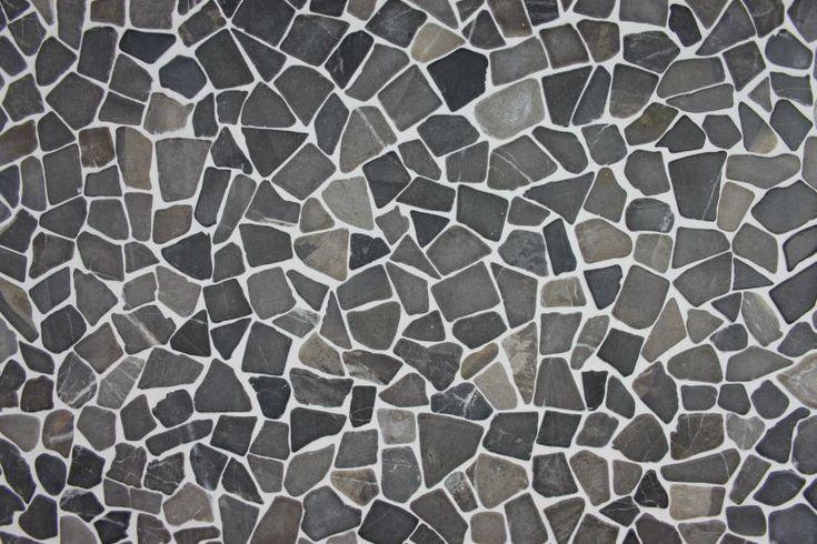 mozaiek tegels grijs