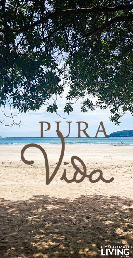 Costa Rica is a beautiful country, with long stretches of deserted and undeveloped beaches…dense jungles teeming with exotic wildlife…towering volcanoes, lush green valleys, and hundreds of crystal-clear lakes and rivers… #PuraVida
