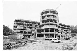 Povisa. Vigo. 1970