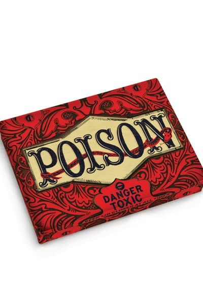 """Poison""  Pocket Tin Box"