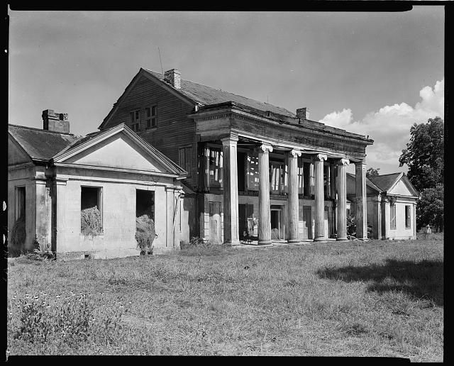 Woodlawn Plantation, Napoleonville vic., Assumption Parish, Louisiana