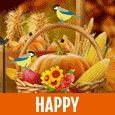 Thanksgiving 2017 [Nov 23] Cards, Free eCards, Greeting Cards | 123 Greetings