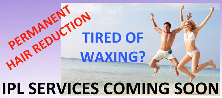 TIRED OF WAXING? Do you want Permanent Hair Reduction? Extend Your Beauty is pleased to announce that we have a New IPL machine coming soon to our salon. It also treats Fine lines, Wrinkles, Large Pores, Age Spots, Freckles and Birthmarks. Keep your eyes on our page for upcoming packages and pricing. We can also announce that it will be in our salon for our Official Grand Opening and we will have specials for all who attend.