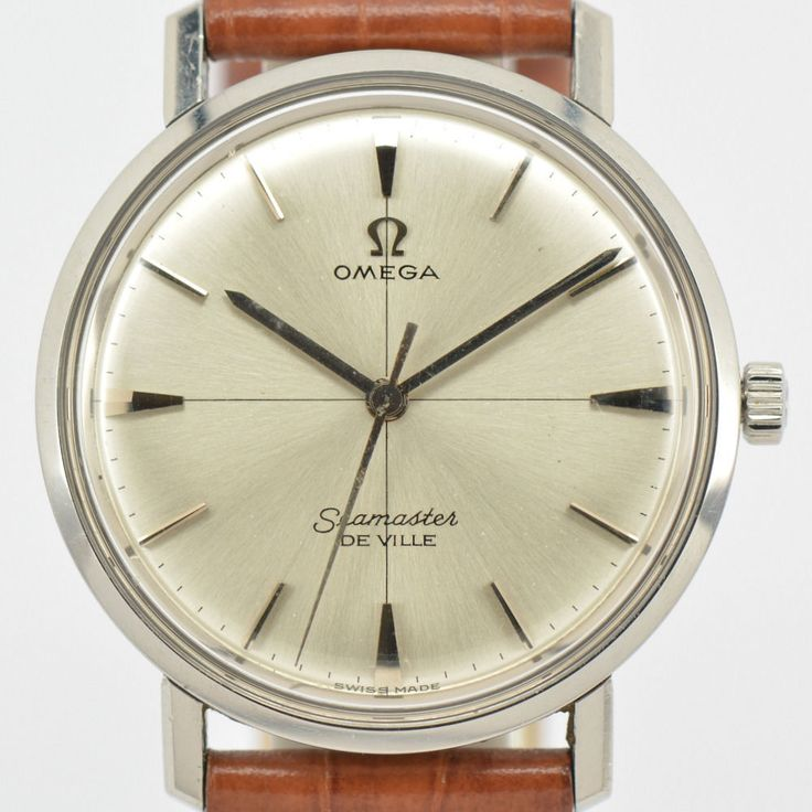 Omega Seamaster Deville special dial