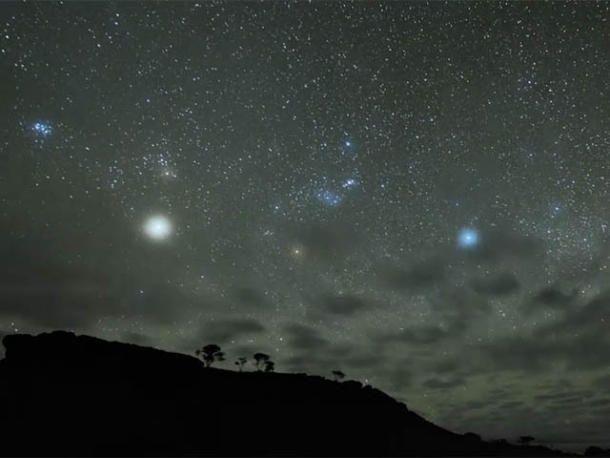 Watch: Spectacular video of Australia's night sky