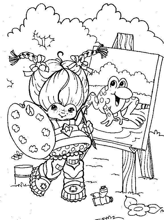 449 best Cartoon Coloring pages images on Pinterest | Adult coloring ...