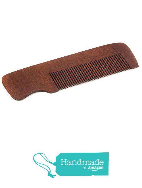Korea Traditional Oriental Jujube wood Coarse Comb Brush (Gentleman Comb)…