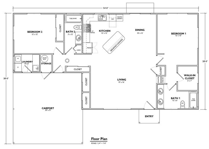 Standard Master Bedroom Size Minimum Kitchen 12 215 12
