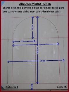 Foro de Belenismo - Paso a paso -> Arco de medio punto por Emilio M.
