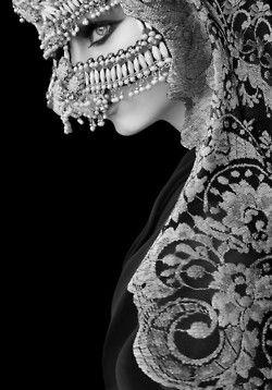 Stunning #burka #fashion #burkaSwag