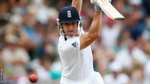 Nick Compton: England batsman says approach does not make him intense