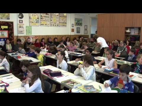 3. oszt. olvasás óra -- Erdélyiné Kovács Erzsébet - YouTube