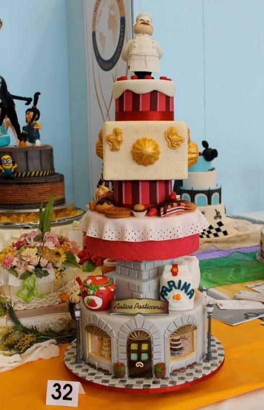 Oltre 1000 idee su Torte Di Compleanno Tema Fattoria su ...