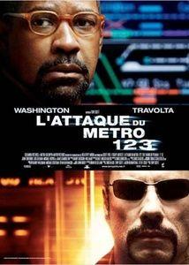 L'Attaque du métro 123 film complet