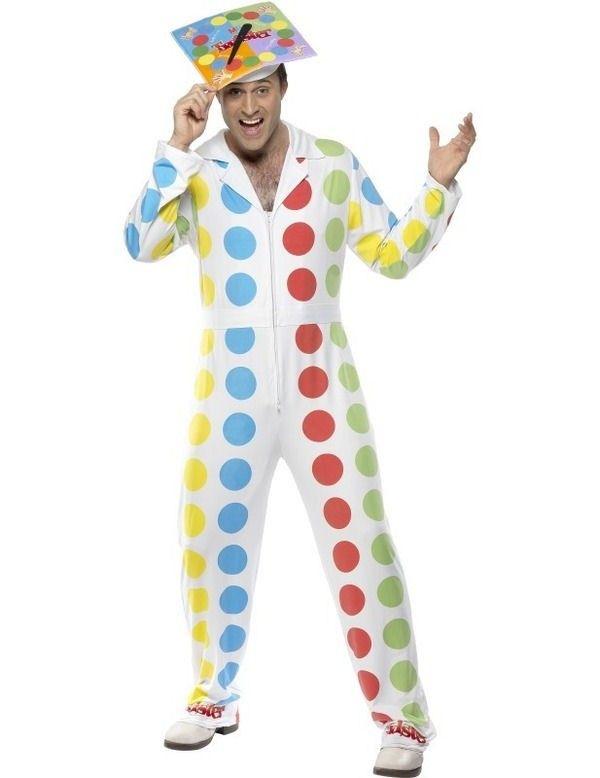 Officieel Twister Man Kostuum