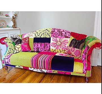 Crazy Couches 482 best sew patchwork upholstery images on pinterest | patchwork