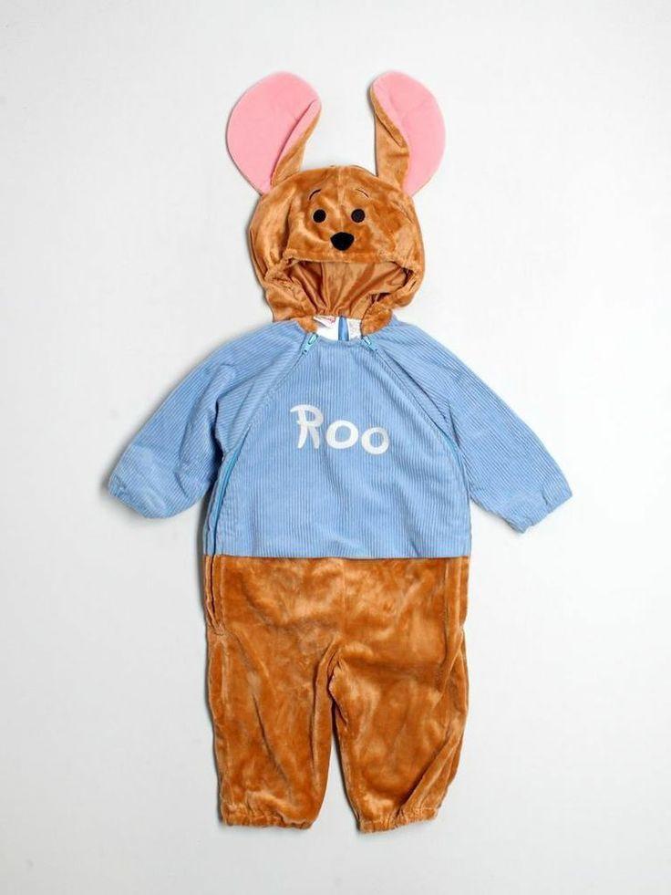 25cec0ae7b44 Baby Boy Disney Store Winnie The Pooh Kangroo Roo Costume Size 18 Months