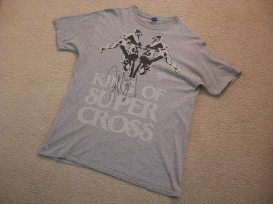 Design:  Movie『SUPERCROSS』T-shirts