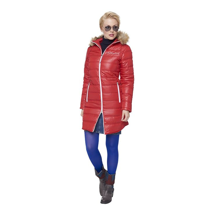 NEBULUS WINTERMANTEL CORTINA, Mantel, Jacke, Fellkapuze, edel (T084): Amazon.de: Sport & Freizeit