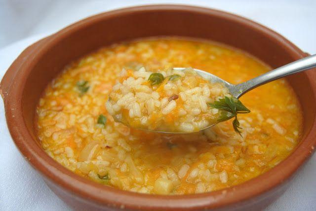 Asopaipas. Recetas de Cocina Casera .: Sopa de Arroz