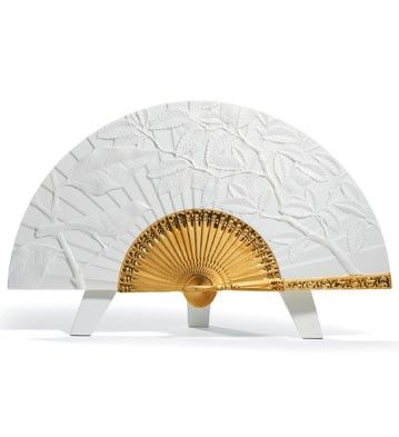 01008541  FALL FAN  Issue Year: 2012  Sculptor: Dpto. Diseño y Ornamentación  Size: 19x31 cm