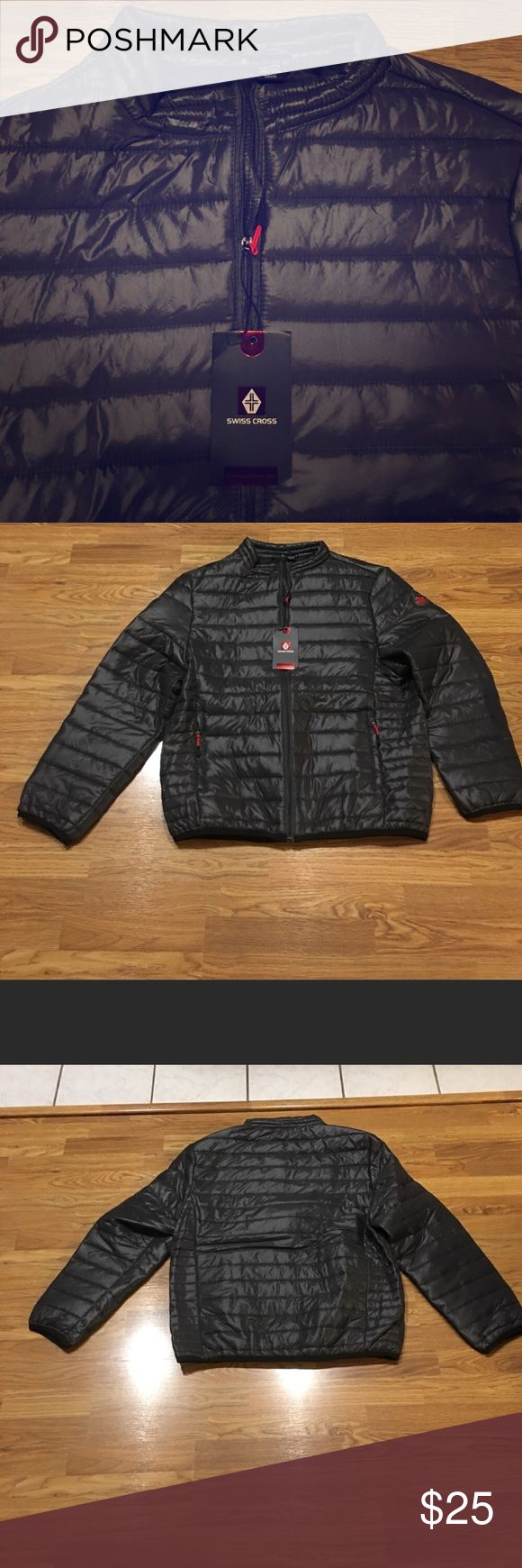 NWT Mens puffer coat Extra nice and brand new. Great buy!! swiss Jackets & Coats Puffers