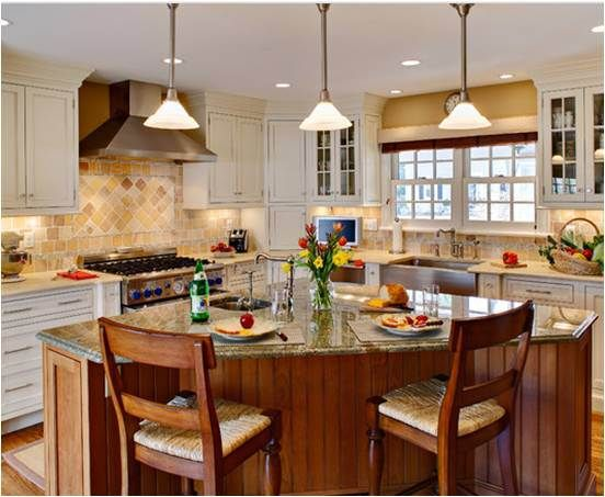 Odd Shaped Kitchen Islands 15 best images about kitchen islands on pinterest | shape, islands