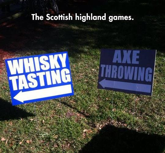 You can get kilt doing either or both