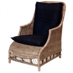 Lekkere zit/ligstoel voor buiten op de veranda