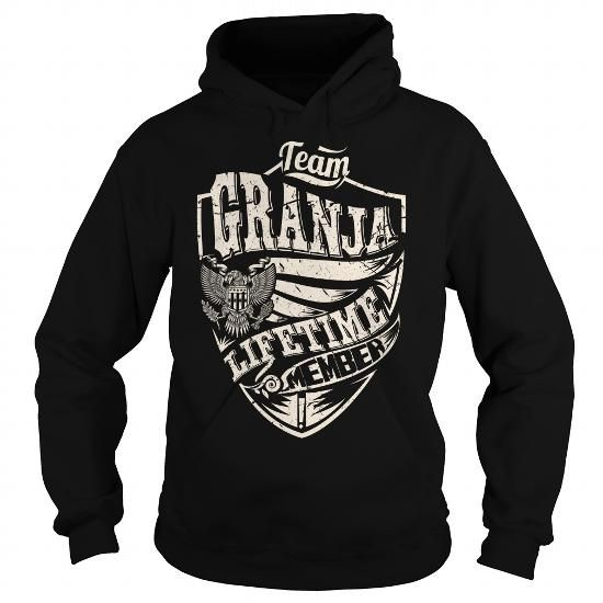 Last Name, Surname Tshirts - Team GRANJA Lifetime Member Eagle #name #tshirts #GRANJA #gift #ideas #Popular #Everything #Videos #Shop #Animals #pets #Architecture #Art #Cars #motorcycles #Celebrities #DIY #crafts #Design #Education #Entertainment #Food #drink #Gardening #Geek #Hair #beauty #Health #fitness #History #Holidays #events #Home decor #Humor #Illustrations #posters #Kids #parenting #Men #Outdoors #Photography #Products #Quotes #Science #nature #Sports #Tattoos #Technology #Travel…