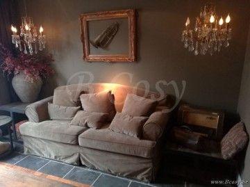 Lee&Lewis Brooklyn Charme Sofa 3,5 Zit 255 met Cat A stof