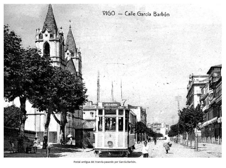El Tranvía de Vigo