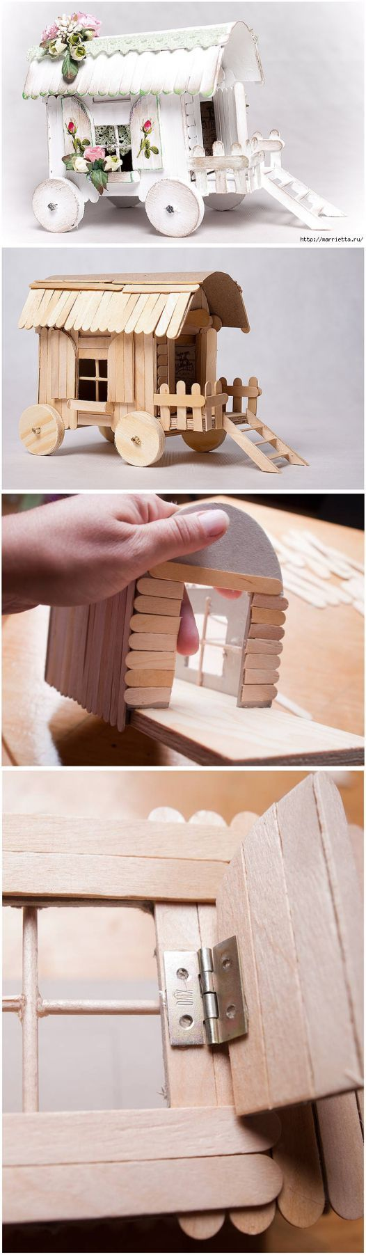 Popsicle stick church craft - Find This Pin And More On Popsicle Sticks And Clothespins