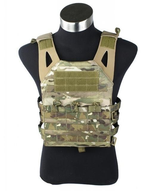 [Visit to Buy] Em FLY JPC Tactical Vest Quick Reaction Ontological Vest 1000D Molle Military Chest Protective Plate Carrier Vests #Advertisement