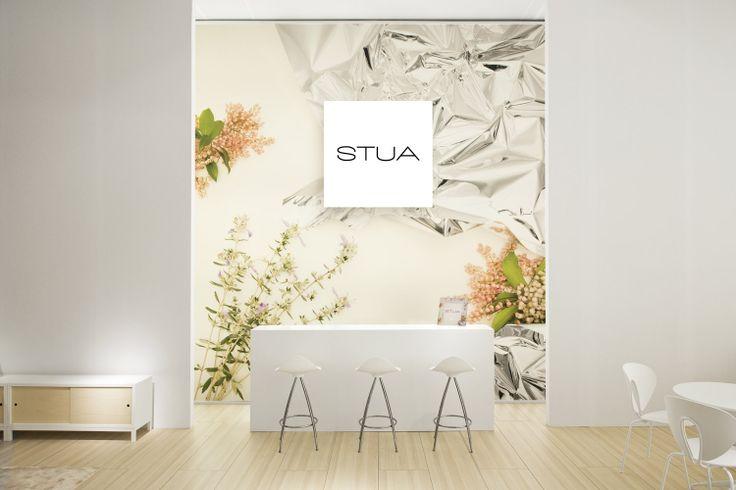 The popular STUA Onda stools, in Milano.